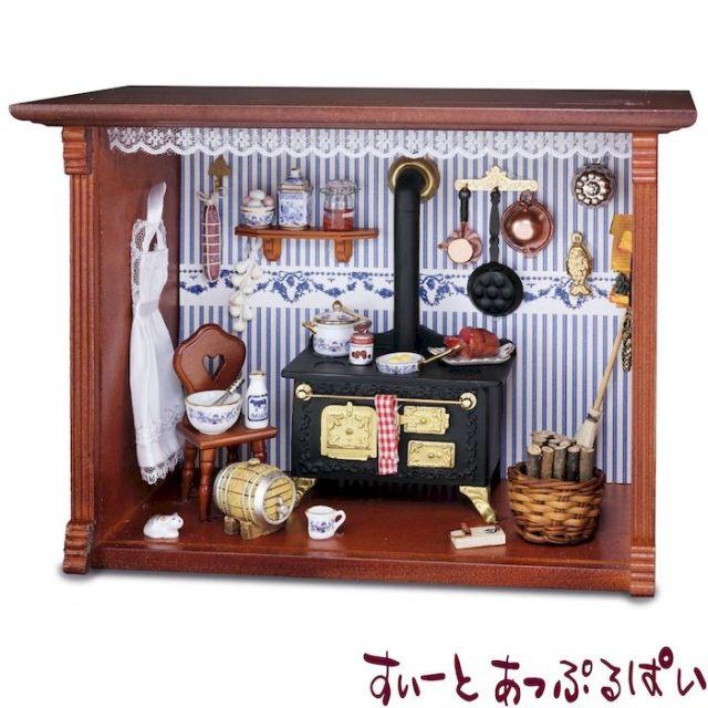 【ロイターポーセリン】 ウォールピクチャーボックス キッチン RP1705-0