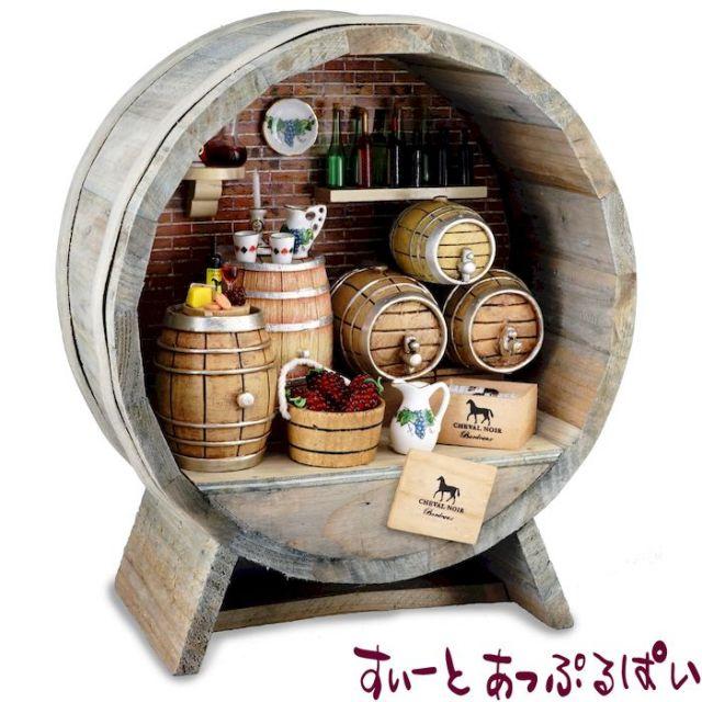 【ロイターポーセリン】 バーレル ワインセラー RP1729-0