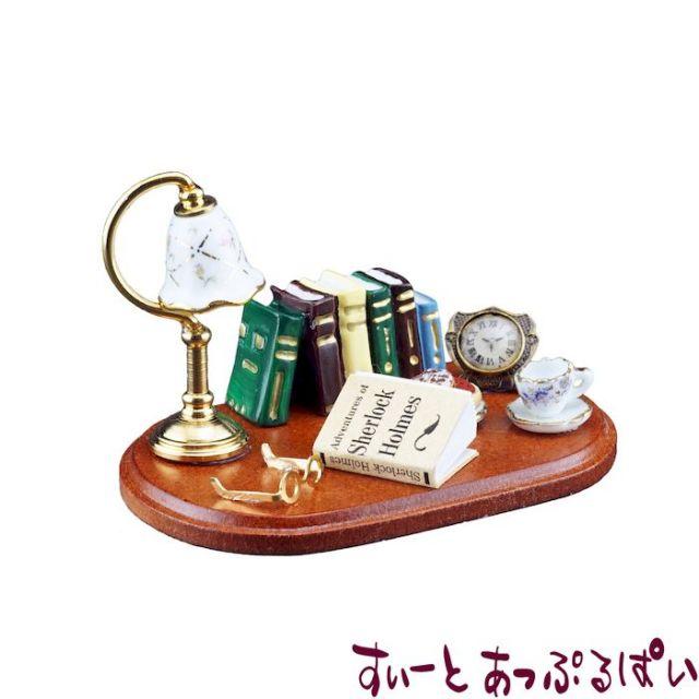 【ロイターポーセリン】【世界限定1200個】 ミニチュアタブレット ストーリータイム RP1811-7