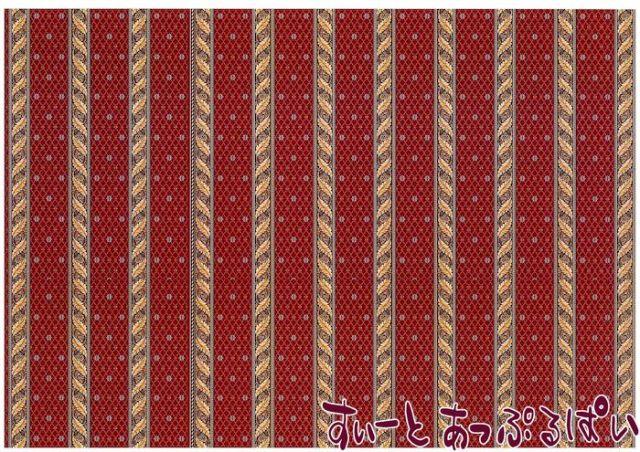 【1/12サイズ】【スペイン製】 ドールハウス用壁紙 432 x 260ミリ WM35575