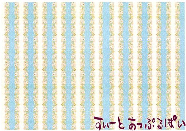 【1/12サイズ】【スペイン製】 ドールハウス用壁紙 432 x 260ミリ WM35578