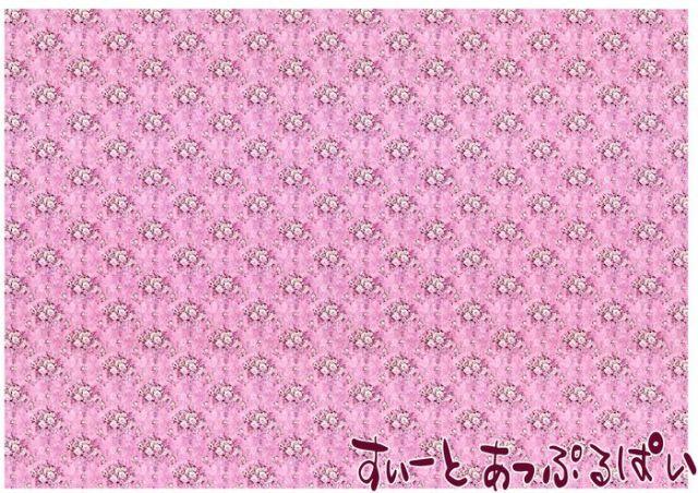 【1/12サイズ】【スペイン製】 ドールハウス用壁紙 432 x 260ミリ WM35597