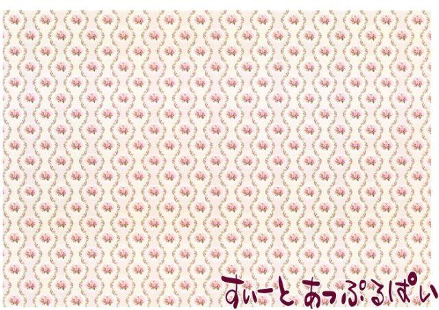 【1/12サイズ】【スペイン製】 ドールハウス用壁紙 432 x 260ミリ WM35601