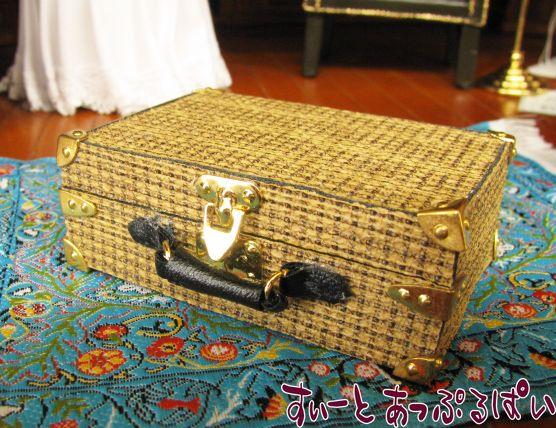【Heidi Ott】 スーツケース サイズML HO-XZ003