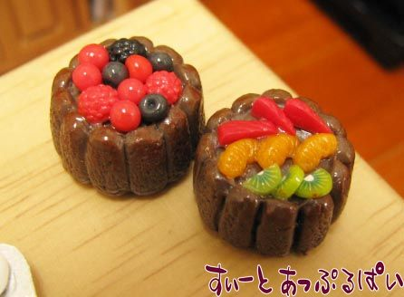 フィンガーケーキ チョコ 2個セット SWBK-19