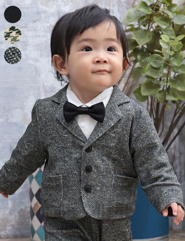 【メール便可】ベビージャケット ベビー服フォーマル [M便 6/6]