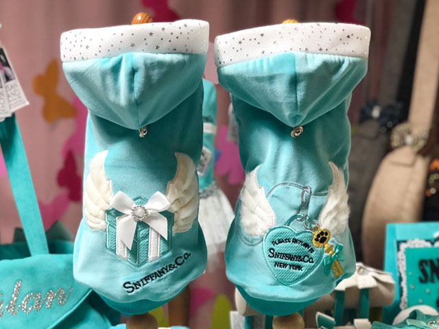 【Luna Blue★ルナブルー】Sniffany Angel Wing Hoodie(U.S.Aバージョン)