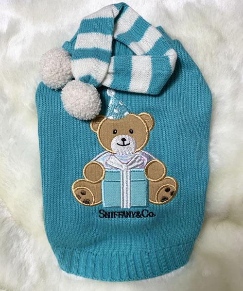 【Luna Blue★ルナブルー】スニファニー ベアー セーター☆SNIFFANY BEAR SWETER
