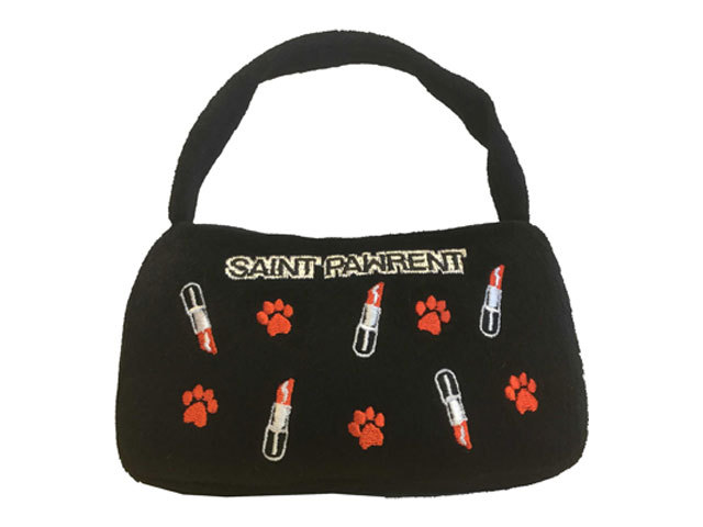 【Dog Diggin Designs】Saint Pawrent Lipstick Purse