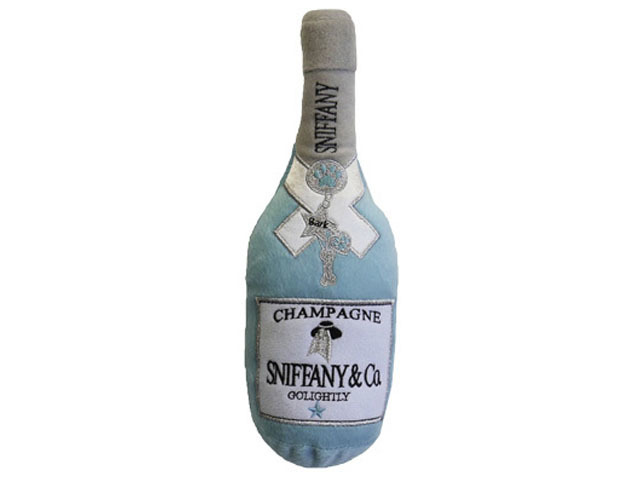 【Dog Diggin Designs】Sniffany Champagne Toy
