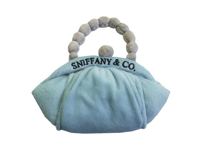 【Dog Diggin Designs】Sniffany Purse Toy
