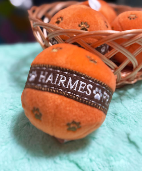【Dog Diggin Designs】Hairmes Ball Toy