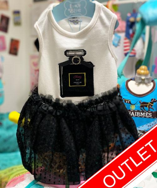 ★会員様限定販売★【Luna Blue★ルナブルー】Classy Noir Perfume Dress