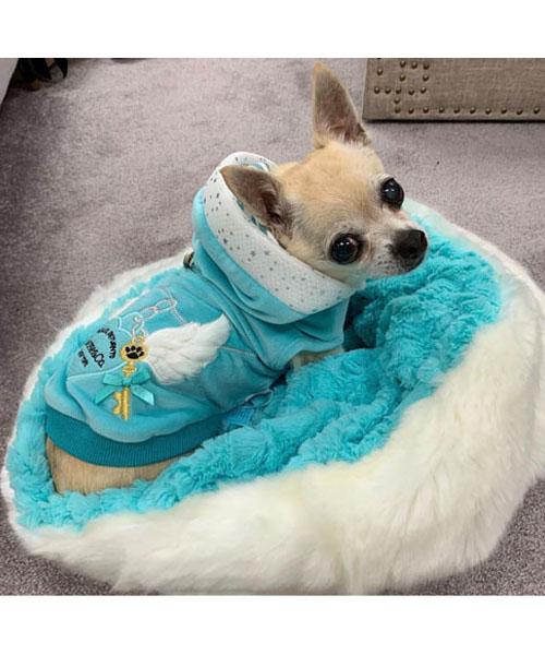 【Luna Blue★ルナブルー】スニファニー コージー ベッド☆SNIFFANY COZY BED(LunaBlue×Susan Lanciコラボ)