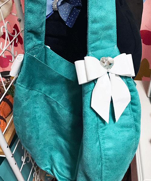 【LunaBlue★ルナブルー】スリング バッグ☆Sling Bag(LunaBlue×Susan Lanciコラボ)