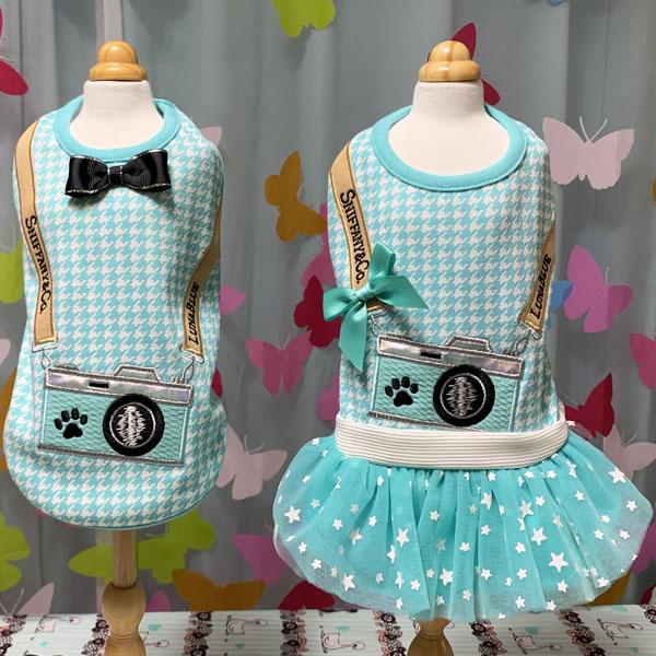 ※先行予約販売※【Luna Blue★ルナブルー】スニファニー カメラ ドレス&タンク☆SNIFFANY CAMERA DRESS&TANK