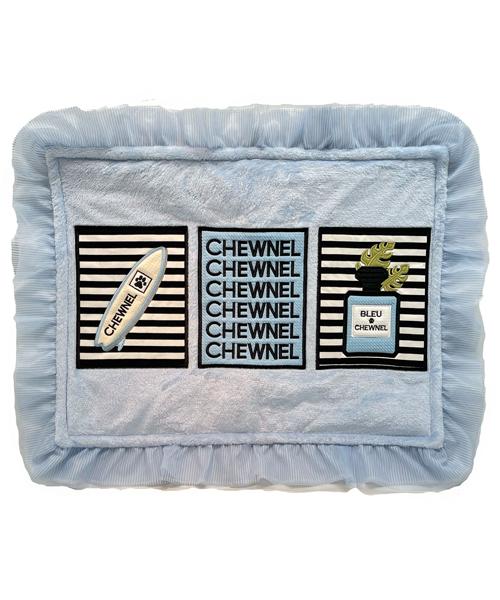 ※先行予約販売※【Luna Blue★ルナブルー】CHEWNEL TROPICAL BLUE Mat