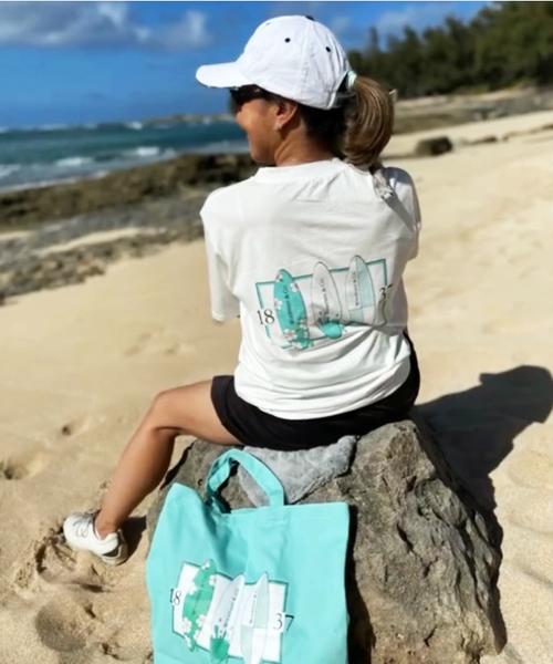 ※数量限定※【Luna Blue★ルナブルー】WOOFFANY SURF T-Shirt