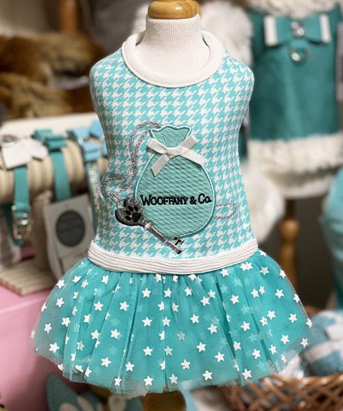 【Luna Blue★ルナブルー】ウーファニー キーポーチ ドレス☆WOOFFANY KEY POUCH DRESS