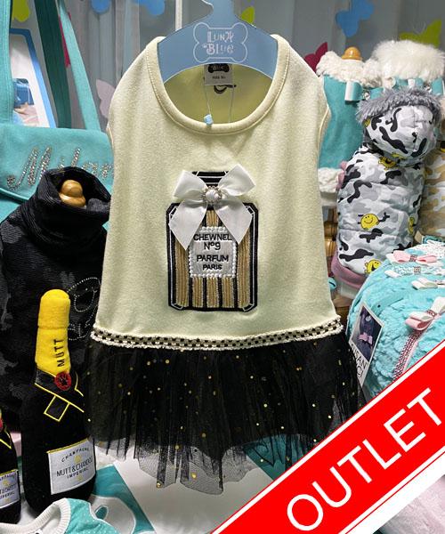 ★会員様限定販売★【Luna Blue★ルナブルー】Chewnel Perfume Dress