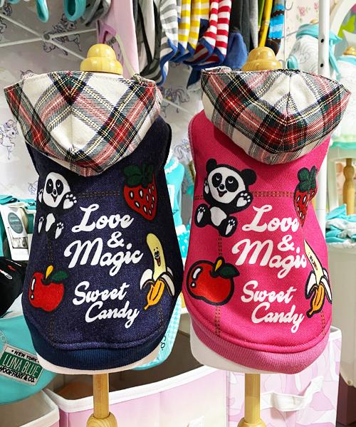 【Sweet Candy×ひづめみか~る】コラボフーディ