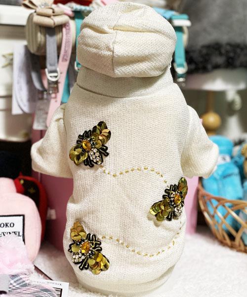 【Sparkling Dog★スパークリングドッグ】BEE BOMBER-GOLD-