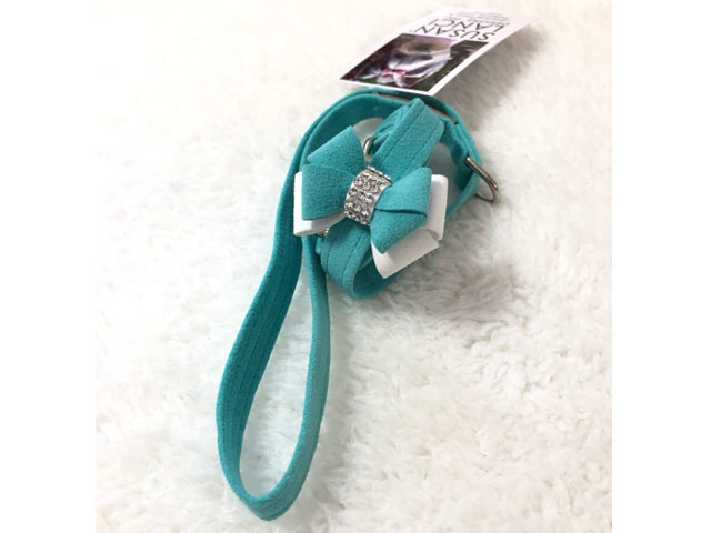 【Susan Lanci★スーザンランシー】Hope Leash (Bimini×Premium White)