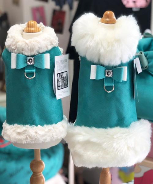 【Susan Lanci★スーザンランシー】スニファニー ハーネス ベスト&コート☆Sniffany Harness Vest&Coat