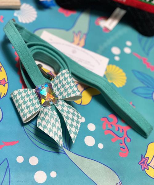 【Susan Lanci★スーザンランシー】Tail Bow Leash/Bimini HT
