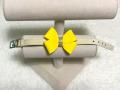 【Susan Lanci★スーザンランシー】Nouveau Bow Collar(Doe×Sunshine)