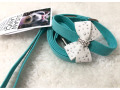 【Susan Lanci★スーザンランシー】Nouveau Bow Leash (Bimini×Premium White)SSDT
