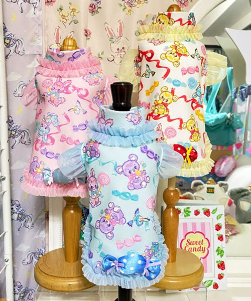 【Sweet Candy×Ma cocotte】コラボウェア