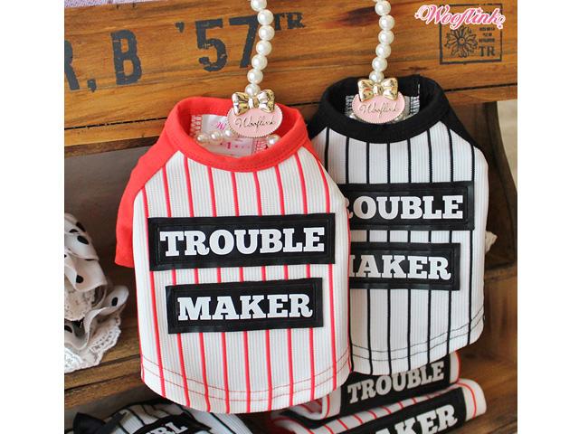 【WOOFLINK★ウーフリンク】Trouble Maker