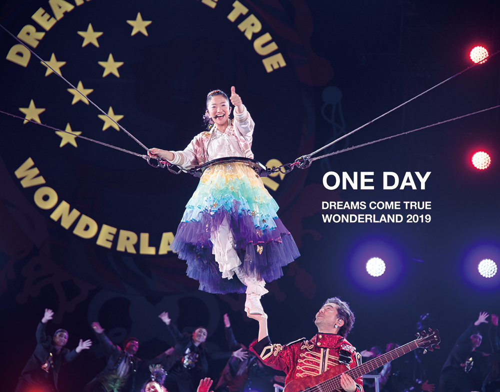 DREAMS COME TRUE写真集『ONE DAY』