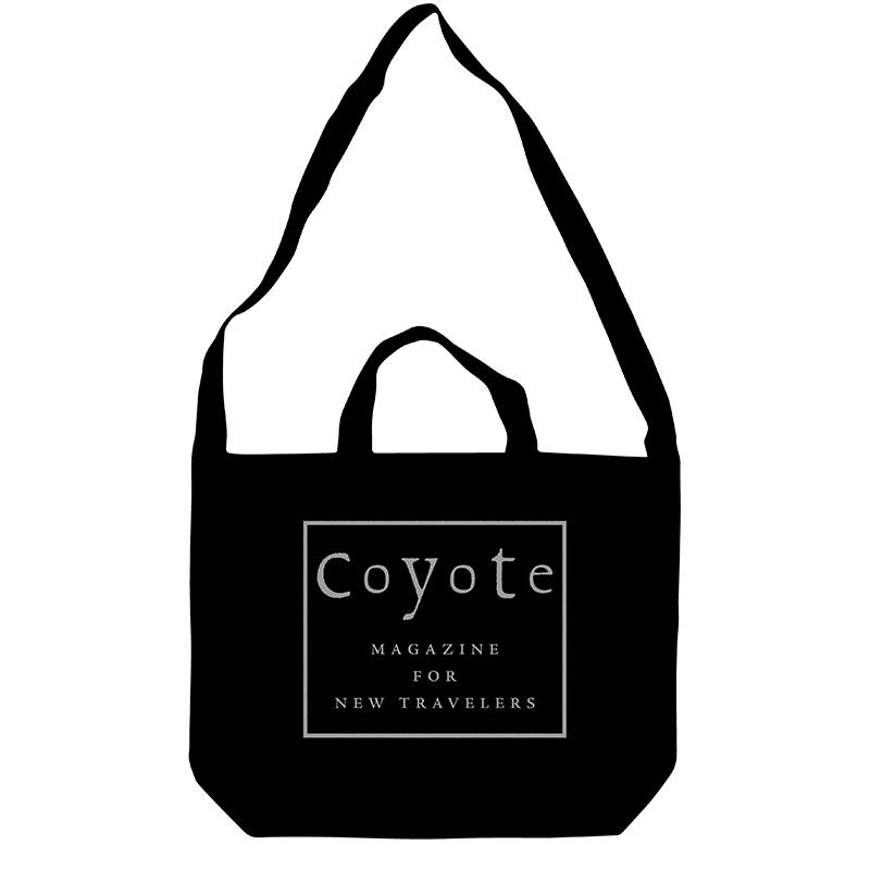 2020定期特典Coyoteオリジナル2WAYトートバッグ