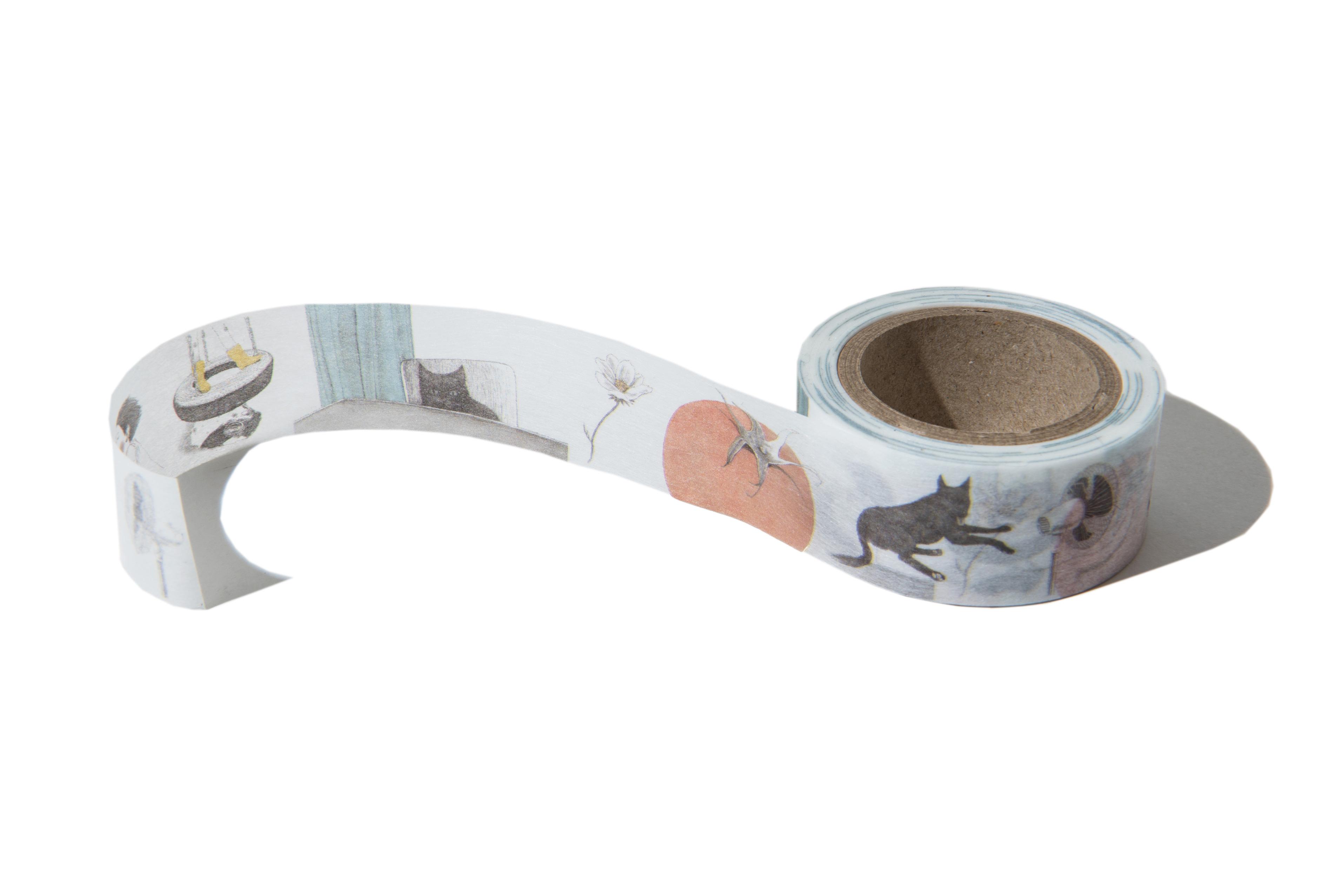 松本大洋『「いる」じゃん』マスキングテープ(2個)