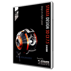 STRATA DESIGN 3D CX 7.5J for Mac OS X