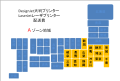 Designjet大判プリンター/Laserjetレーザープリンター配送費 Aゾーン地域