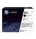 HP81Aトナーカートリッジ 黒  (CF281A)