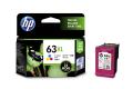 HP63XLインクカートリッジ カラー(増量) (F6U63AA)