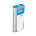 HP730 インクカートリッジ シアン 130ml (P2V62A)