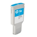 HP730 インクカートリッジ シアン 300ml (P2V68A)