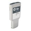 HP730 インクカートリッジ マットBK 300ml (P2V71A)