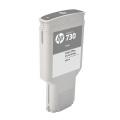 HP730 インクカートリッジ グレイ 300ml (P2V72A)