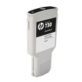 HP730 インクカートリッジ フォトBK 300ml (P2V73A)