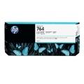 HP764 インクカートリッジ Pブラック 300ml (C1Q17A)
