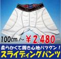 野球スライディングパンツ スラパン ジュニア 子供 100cm 110cm 120cm 130cm