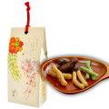 ●『花かりん』(90g入 かんざし柄) 御中元、お土産、プチギフトに使えるかりんとう のし、紙袋つき