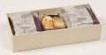 ●仏事専用あられ 『紫雲花よせ』(9袋入)【おかき詰合せ】【化粧箱入り】