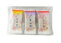 京の薄焼き煎餅『祇園煎』 (5種類12枚入)【袋入り】